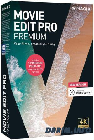 MAGIX Movie Edit Pro 2020 Premium 19.0.1.23 + Rus