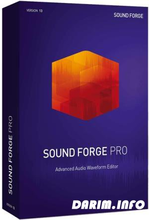 MAGIX SOUND FORGE Pro 13.0 Build 124 RePack by KpoJIuK