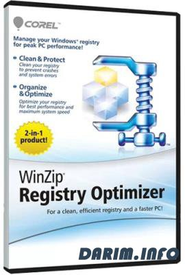 WinZip Registry Optimizer 4.22.0.26