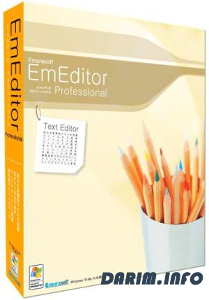 Emurasoft EmEditor Professional 19.3.1 Final + Portable
