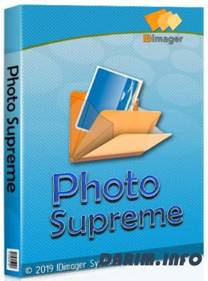 IdImager Photo Supreme 5.1.2.2485 RePack by Diakov