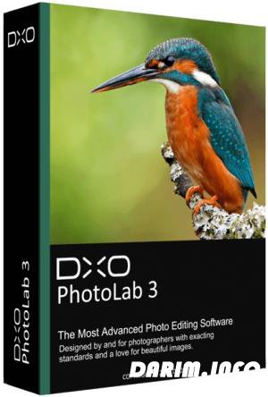 DxO PhotoLab 3.0.1.4247 RePack by KpoJIuK