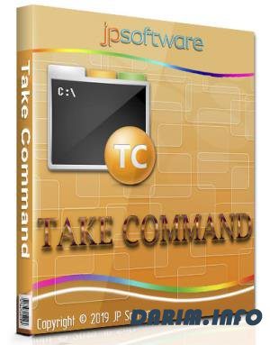 JP Software Take Command 25.00.24