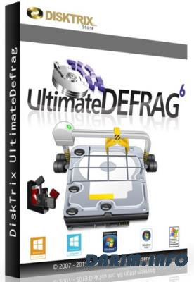 DiskTrix UltimateDefrag 6.0.40.0 RePack/Portable by D!akov