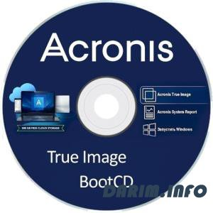 Acronis True Image 2020 Build 22510 Final BootCD