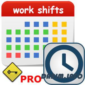 Work Shift Calendar Pro 1.9.5 [Android]