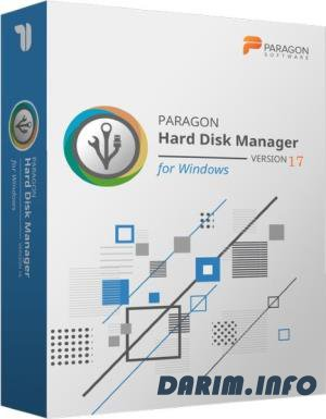 Paragon Hard Disk Manager 17 Advanced 17.10.4