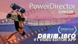 PowerDirector - Video Editor and Maker 6.4.0 [Android]