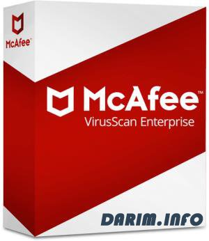 McAfee VirusScan Enterprise 8.8.0.2190
