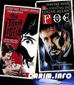 Гробница Лигейи / The Tomb of Ligeia (1964) DVDRip