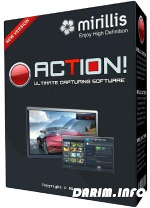 Mirillis Action! 4.1.0 RePack & Portable by KpoJIuK