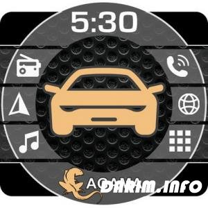 Car Launcher AGAMA Premium 2.5.0 [Android]