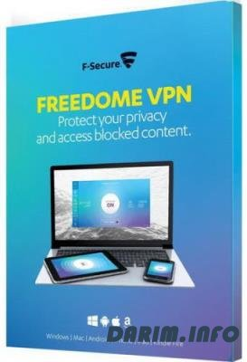 F-Secure Freedome VPN 2.32.6293 RePack by elchupakabra