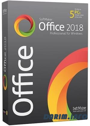SoftMaker Office Pro 2018 Rev 974.0203 RePack & Portable by KpoJIuK