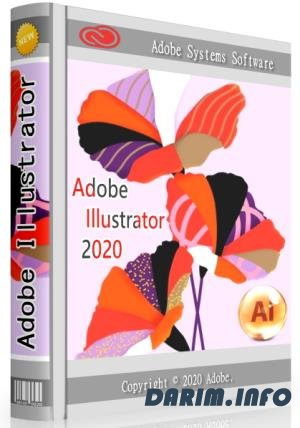 Adobe Illustrator 2020 24.1.1.376 RePack by PooShock
