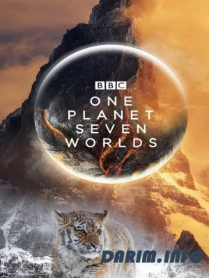 Семь миров, одна планета / Seven Worlds, One Planet (2019) HDRip