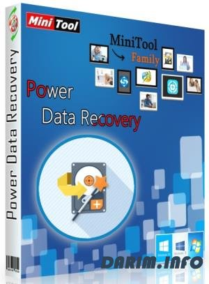MiniTool Power Data Recovery Business Technician 8.8 + Rus