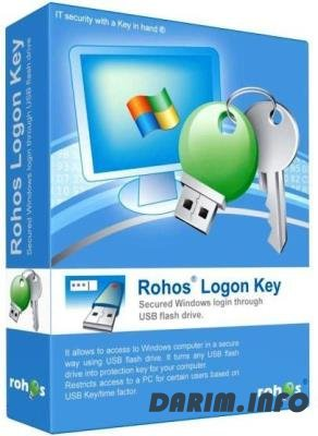 Rohos Logon Key 4.6 Repack by Diakov