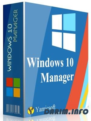 Windows 10 Manager 3.2.8 Final