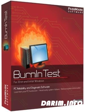 PassMark BurnInTest Pro 9.1 Build 1008 Final