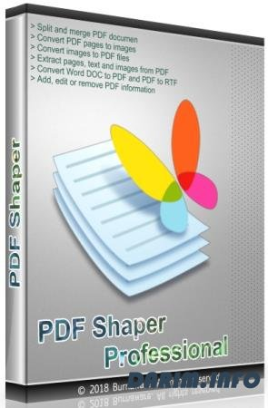 PDF Shaper Professional / Premium 10.2 Final