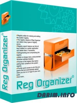 Reg Organizer 8.44 Final RePack & Portable by TryRooM