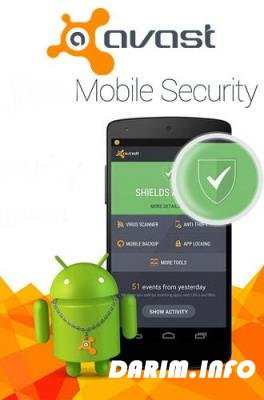 Avast Mobile Security Pro 6.29.1 [Android]