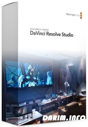Blackmagic Design DaVinci Resolve Studio 16.2.5.15