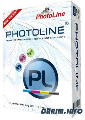PhotoLine 22.03 + Rus + Portable