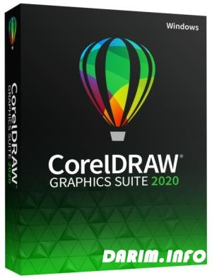 CorelDRAW Graphics Suite 2020 22.1.1.523 + Content
