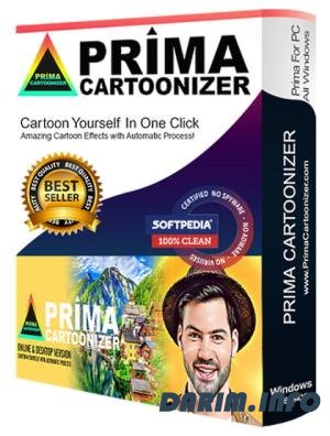 Prima Cartoonizer 2.0.0