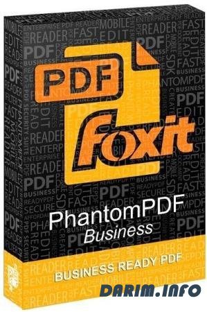 Foxit PhantomPDF Business 10.0.1.35811 RePack & Portable by elchupakabra