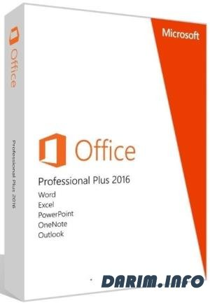 Microsoft Office 2016 Pro Plus 16.0.5032.1000 VL RePack by SPecialiST v20.8