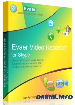 Evaer Video Recorder for Skype 2.0.9.23