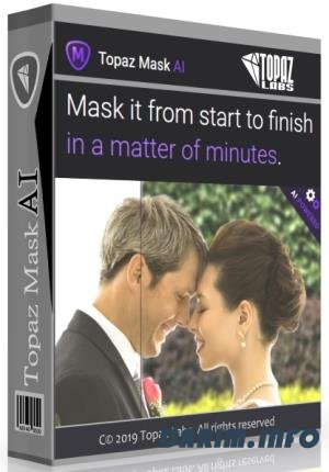 Topaz Mask AI 1.3.4 RePack & Portable by TryRooM