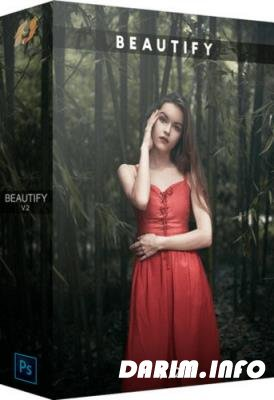 Beautify for Adobe Photoshop 2.0.0