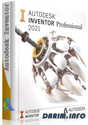 Autodesk Inventor Pro 2021.1.2 build 245 by m0nkrus