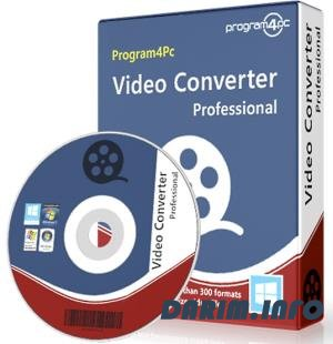 Program4Pc Video Converter Pro 10.8.4.0