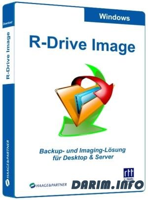 R-Drive Image 6.3 Build 6307 RePack & Portable by TryRooM
