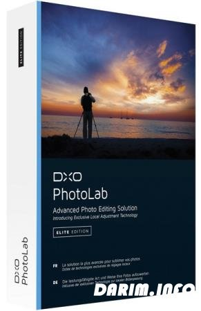 DxO PhotoLab 4.0.2 Build 4437 Elite + Rus