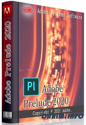 Adobe Prelude 2020 9.0.2.107 by m0nkrus
