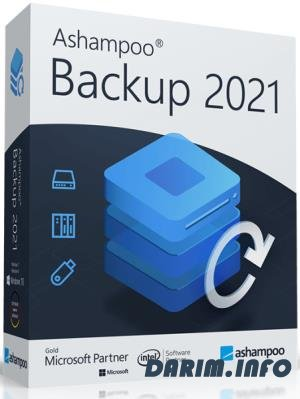 Ashampoo Backup 2021 15.03