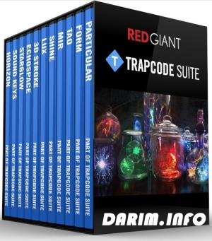 Red Giant Trapcode Suite 16.0.2