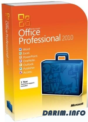 Microsoft Office 2010 SP2 Pro Plus / Standard 14.0.7263.5000 RePack by KpoJIuK (2021.01)