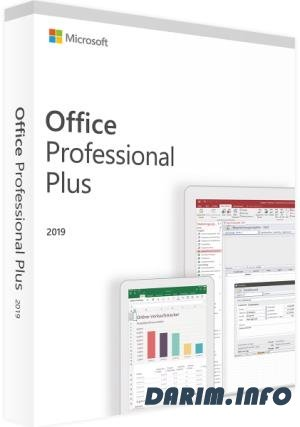 Microsoft Office 2016-2019 Professional Plus / Standard + Visio + Project 16.0.13628.20274 (2021.01) RePack by KpoJIuK