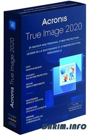 Acronis True Image 2020 24.7.1.38530 RePack by KpoJIuK