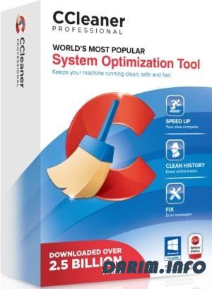 CCleaner 5.77.8448 Free / Professional / Business / Technician RePack & Portable by KpoJIuK