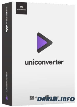 Wondershare UniConverter 12.5.5.12 Final