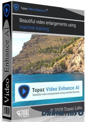 Topaz Video Enhance AI 2.0.0 RePack & Portable by elchupakabra